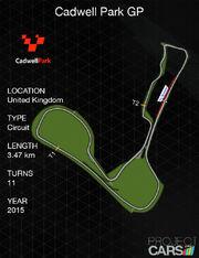 Cadwell Park GP