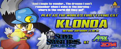 Klonoa in Super Smash Bros Crusade NEWCOMER!!!
