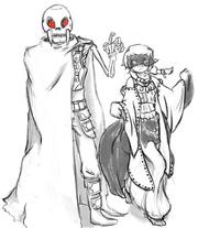 Skullman and sila reboot