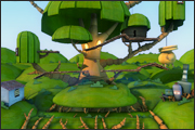 Exo GameGuide Maps Treehouse 180x120