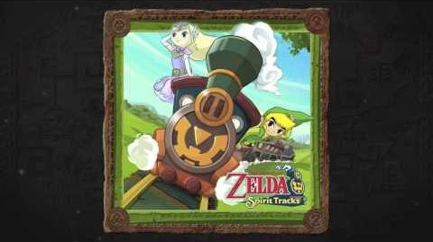 The Legend of Zelda Spirit Tracks Soundtrack - 82. Fraaz, Master of Icy Fire