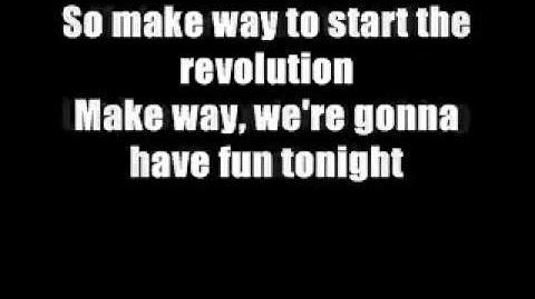 Revolution by Orange lyrics