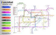 NotchRail network map v7.0.0