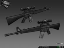 M16A1 DMR