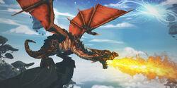 Dragon-web