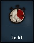 Hold 2