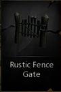 RusticFenceGate