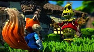 Project Spark - Conker's Big Reunion Trailer