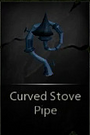 CurvedStovePipe
