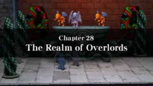 Chapter 28 - The Realm of Overlords