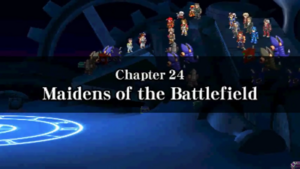 Chapter 24 - Maidens of the Battlefield
