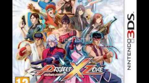 Project X Zone OST (Original) - Rising Stage