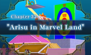 Chapter 32 - Arisu in Marvel Land
