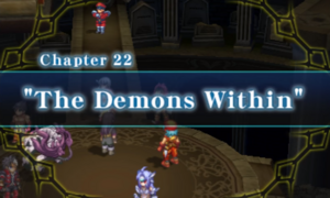 Chapter 22 - The Demons Within