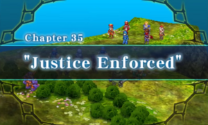 Chapter 35 - Justice Enforced