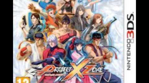 Project X Zone OST (Original) King's Ruin