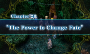 Chapter 20 - The Power to Change Fate