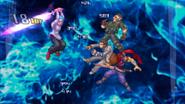 Black Hayato Multi Attack