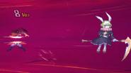Ranmaru Solo Attack