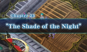 Chapter 23 - The Shade of the Night