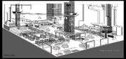 Templar Base Interior Concept