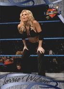 2004 WWE Divas 2005 (Fleer) Torrie Wilson 34