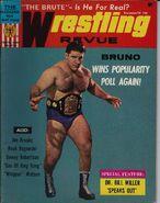 Wrestling Revue - November 1968