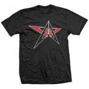 AAW Wrestling Logo T-Shirt