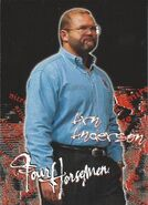 1999 WCW-nWo Nitro (Topps) Arn Anderson 46