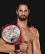 WWESethRollinsWWERawTagTeamChampion