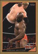 2009 WWE (Topps) Ezekiel Jackson 71