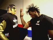 King of the Ring 02 Booker T-Goldust