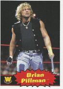 2012 WWE Heritage Trading Cards Brian Pillman 64