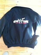 Leather WWF New York Jacket