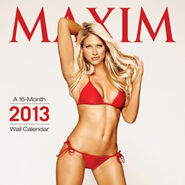 Maxim 2013 Calendar