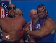 Road Warriors The Life & Death 7