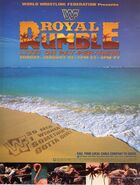 Royal Rumble 1995 Poster
