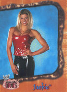 2002 WWE Absolute Divas (Fleer) Jackie 5