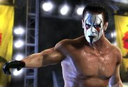 Sting TNA Video Game