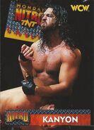 1999 WCW-nWo Nitro (Topps) Kanyon 23