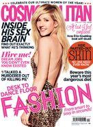 Ellie Goulding - Cosmopolitan Jan 2014