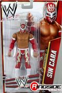WWE Series 28 Sin Cara