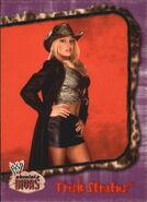 2002 WWE Absolute Divas (Fleer) Trish Stratus 26
