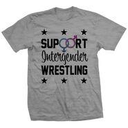 Candice LeRae Support Intergender Wrestling
