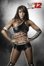 Layla WWE12
