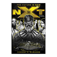 NXT The Future is Now Hardcover Book