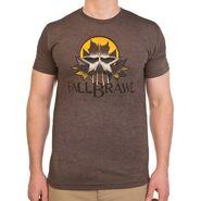 WCW Fall Brawl Old School Logo T-Shirt