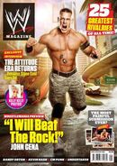WWE Magazine January 2012
