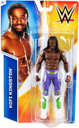 WWE Series 46 Kofi Kingston