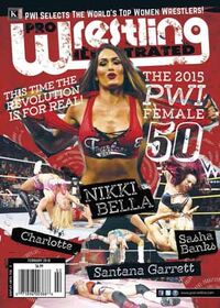 2015 PWI Top 50 Females